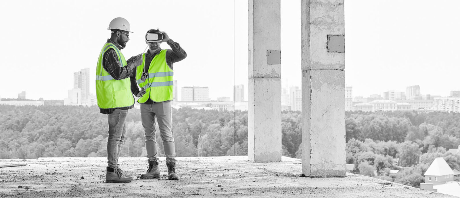 specializing in construction consulting