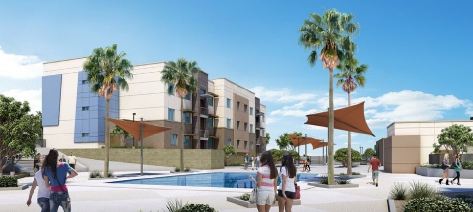 student housing construction consulting
